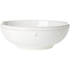 Juliska Berry and Thread Coupe Pasta Bowl - White