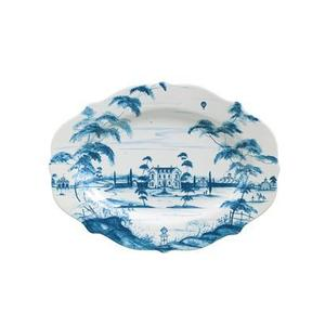 Juliska Delft Blue Large Serving Platter