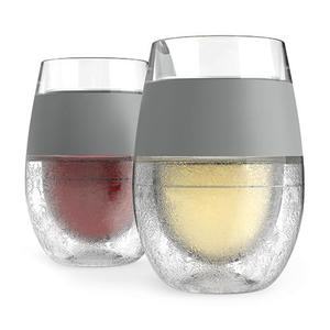 Cooling Wine Glass