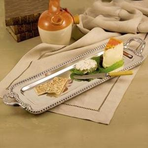 Pearl David Long Rectangular Tray