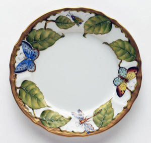Summer Morning ~ Salad Plate by Anna Weatherley
