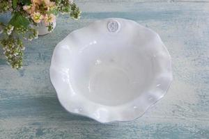 Beatriz Ball Large Ceramic Medallion Bowl