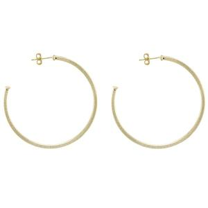 Shelia Fajl:  Perfect Hoop Earrings