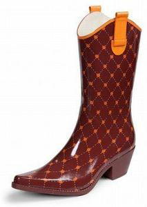 School Spirit Rain Boots - On Sale