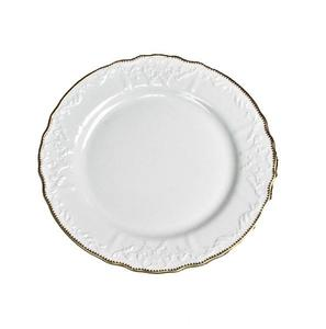 Simply Anna - Gold ~ Dinner Plate by Anna Weatherley