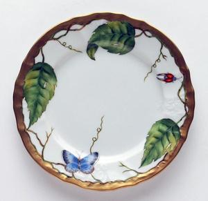 Ivy Garland ~ Salad Plate by Anna Weatherley