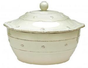 Juliska Berry and Thread Large Covered Casserole Round