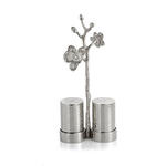 Michael Aram White Orchid Salt & Pepper Shakers