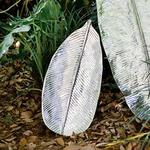 Garden Jungle Leaf Platter- Large