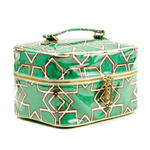 Trina Casablanca Travel Train Case