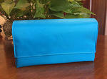 Nylon Vinyl Caribbean Blue Bar