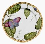 Exotic Butterflies ~ Salad Plate by Anna Weatherley