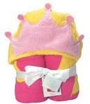 Pickles Princess Hooded Towel