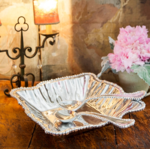Beatriz Ball Organic Pearl Servers